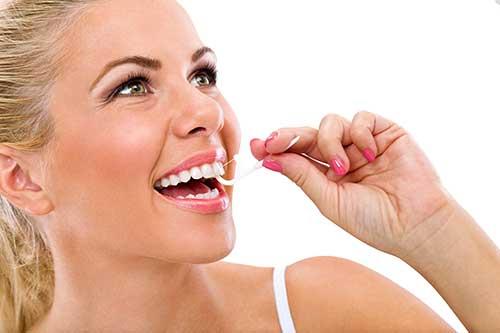 flossing mississauga dentist dr sferlazza
